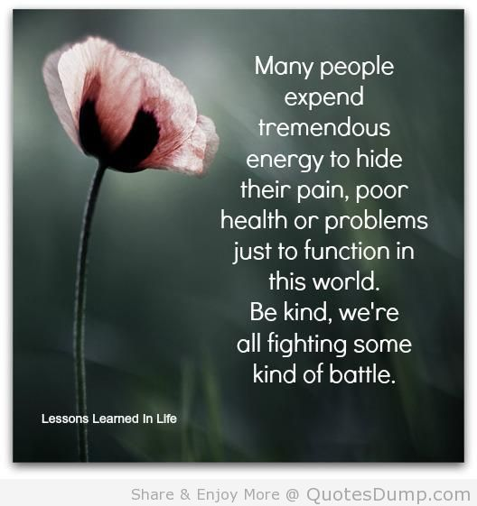 Daily-Quotes-Be-Kind-Were-All-Fighting-Some-Kind-Of-Battle ...