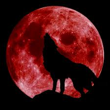 wolf blood moon