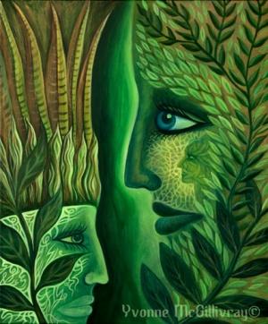plant spirit